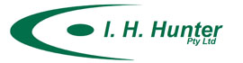 I.H. Hunter Pty. Ltd. Logo