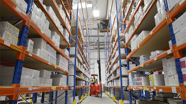 warehousing clearance
